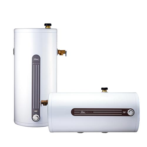 真富 25L 3/4KW高壓式熱水爐 JHC-6.5 圓直/橫掛