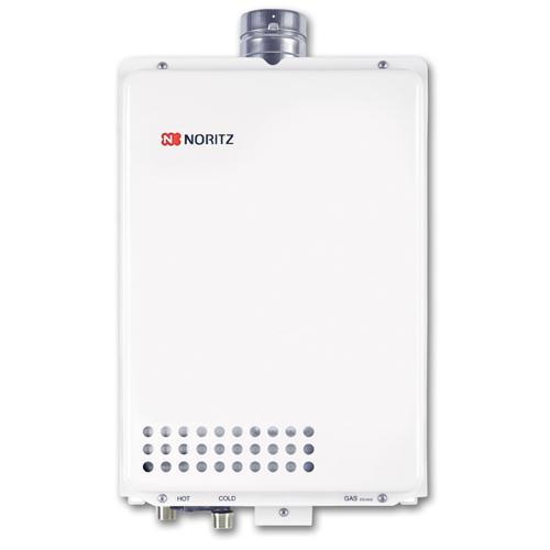 NORITZ 天然氣-20L強排式熱水爐 GQ2037WSHCN