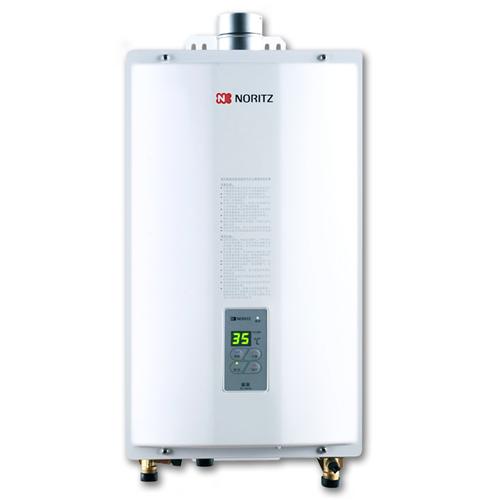 NORITZ 石油氣11L強排式熱水爐 GQ-11A1FE