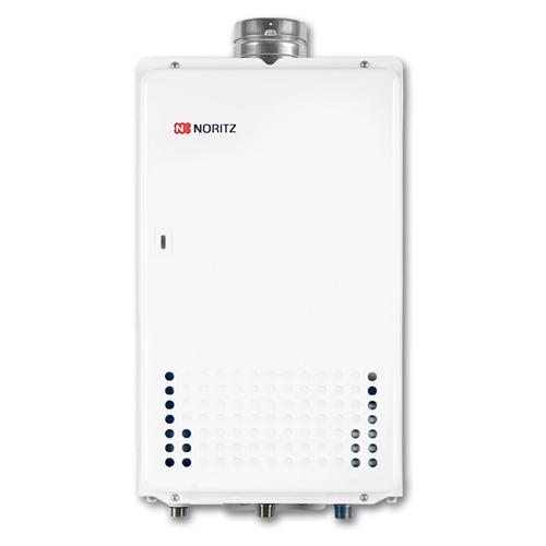 NORITZ 石油氣24L強排式熱水爐 GQ-2437WS-H-CN