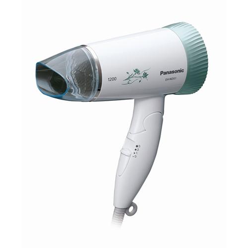 PANASONIC 1200W靜音電風筒 EH-ND51A藍