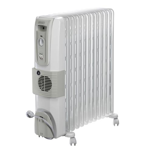 DELONGHI 2500W充油式電暖爐 KH771230V