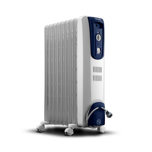 DELONGHI 2000W充油式電暖爐 KH770920.BL