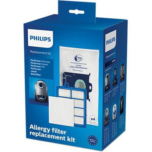 PHILIPS 吸塵機系列配件套裝 FC8060