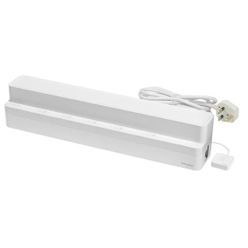 SCHNEIDER 防雷防塵獨立開關拖板USB13A5位 EPB6PBSX_C5