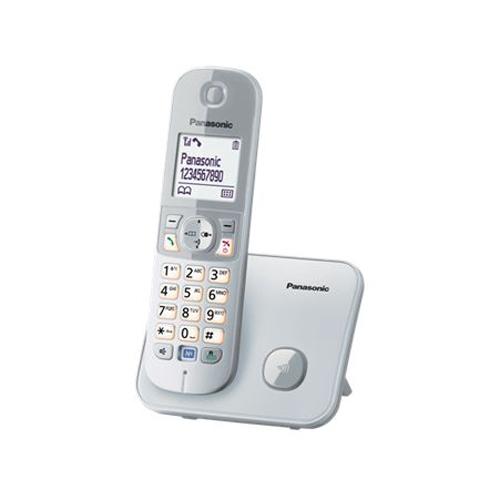 PANASONIC 數碼無線電話 KX-TG6811GK銀