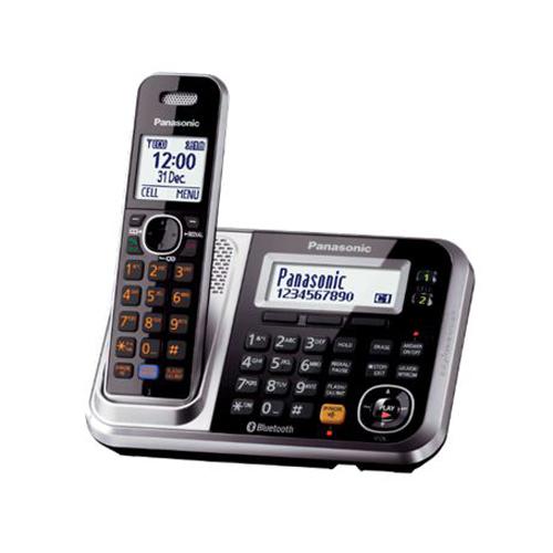 PANASONIC 無線電話 KX-TG7841UE銀
