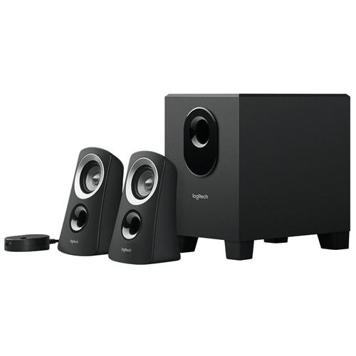 Logitech 2.1 Speaker-UK Z313