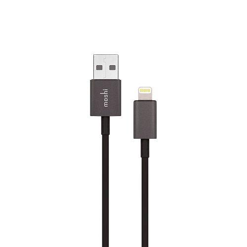 moshi Lightning USB Cable  Black