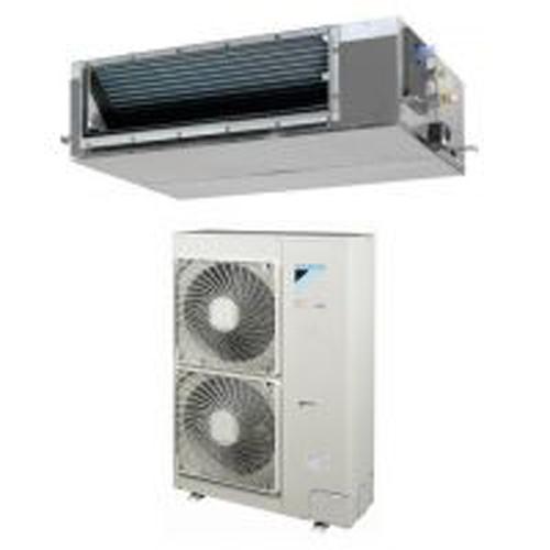 DAIKIN 3匹冷暖中靜壓風管式分體機 FBQ71D-內-有線控R410