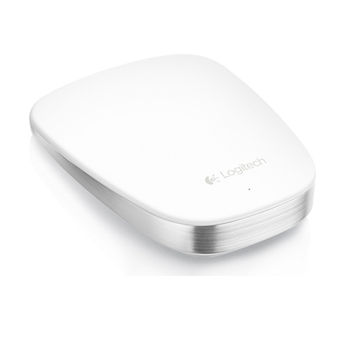 Logitech Ultrathin Touch Mouse for Mac T631 White