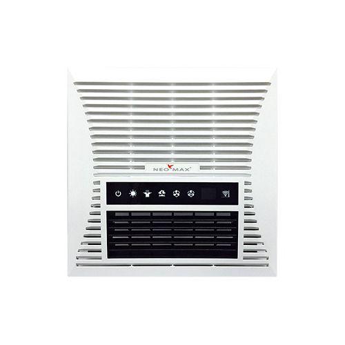 NEOMAX [i]窗口式浴室寶 NVF-808/白