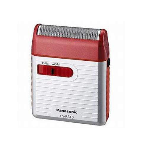 PANASONIC 電池鬚刨 ES-RS10-紅