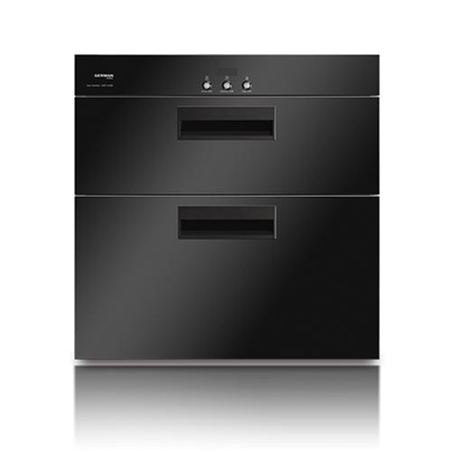 GERMANPOOL 嵌入式消毒碗櫃 DSR-409黑