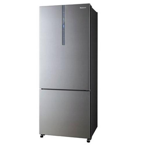 PANASONIC 450L雙門雪櫃 NR-BX468XS 不鏽鋼銀