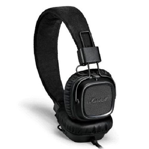 Marshall MAJOR II Headphone Pitch Black