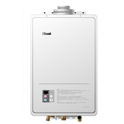 RINNAI [i]石油氣-20L強排式熱水爐 RUS-20FEJ-MC跟*42167