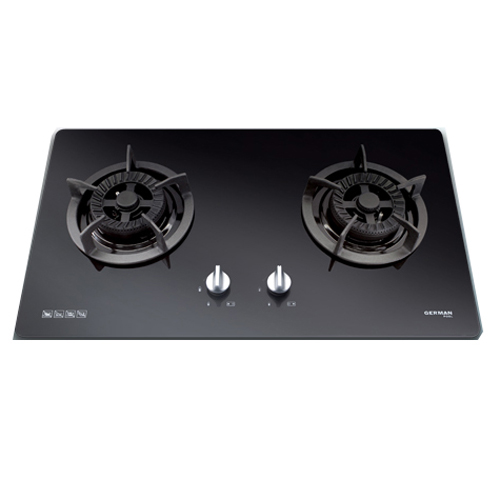GERMANPOOL 嵌入式雙頭煮食爐 GP12-2-LG BG/SG/WG
