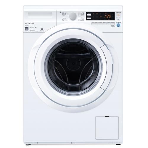 HITACHI 8KG前置式洗衣機 BDW80AV-WH
