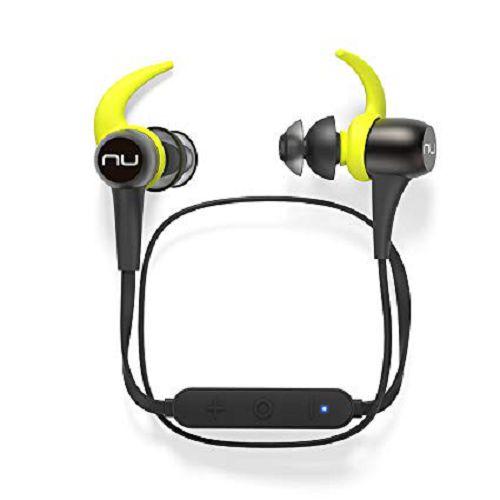 Nuforce Bluetooth Sport In-Earphone 黑色 BE Sport3