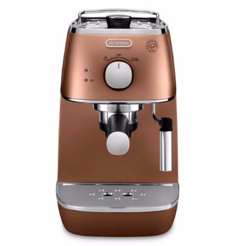 DELONGHI 1L咖啡機 ECI341.CP 玫瑰金