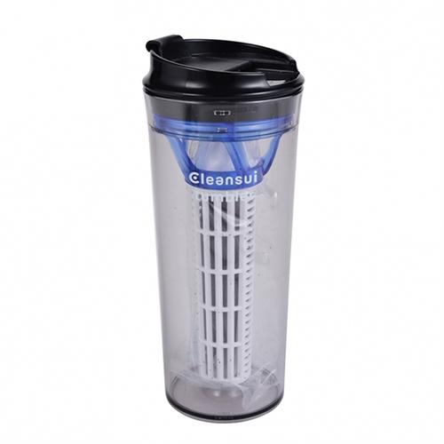 MITSUBISHI 水壺型濾水器 TM804 藍色
