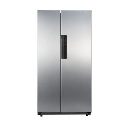 WHIRLPOOL 570L對門雪櫃 WSX6220HT1 鈦綱銀色