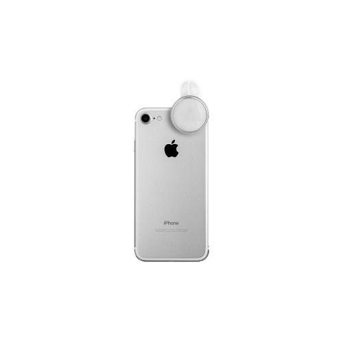 MOMAX ^手機拍照補光燈 銀