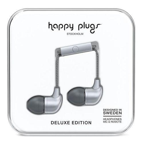 HappyPlugs In-Earphone Space Grey