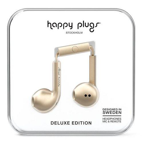 HappyPlugs Earbud Plus Champagne