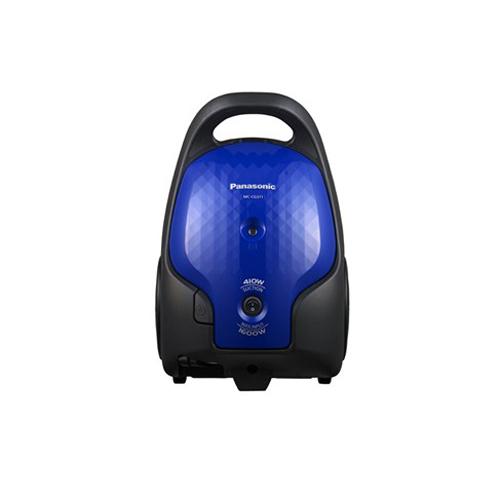 PANASONIC 1600W塵袋吸塵機 MC-CG371 藍