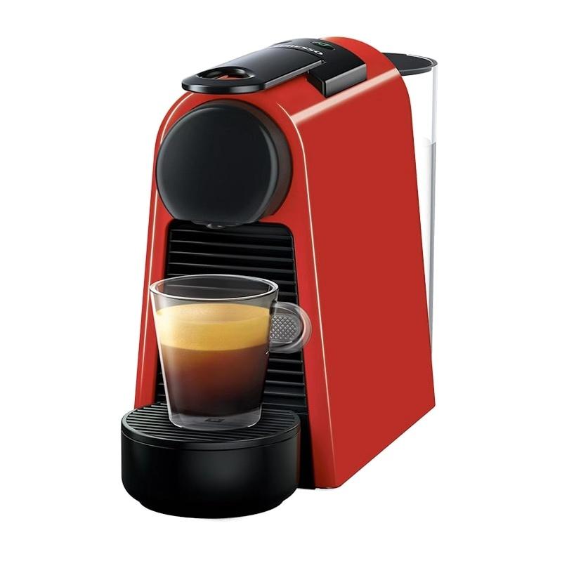 NESPRESSO 粉囊系統咖啡機 D30-SG-RE-NE紅