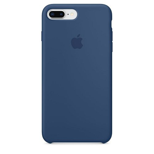 APPLE iPhone 8 Plus/7 Plus Silicone Case Blue Cobalt