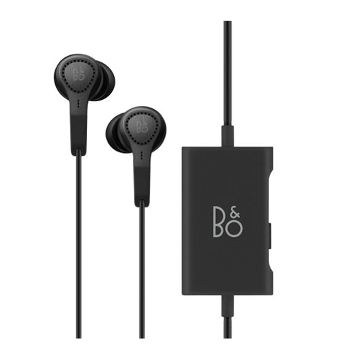 B&O PLAY Beoplay E4 Noise Cancelling Earphones Black