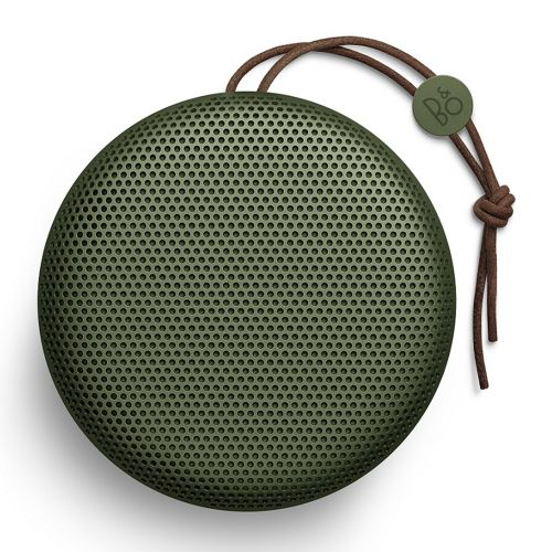 B&O PLAY Beoplay A1 Portable Bluetooth Speaker Moss Green