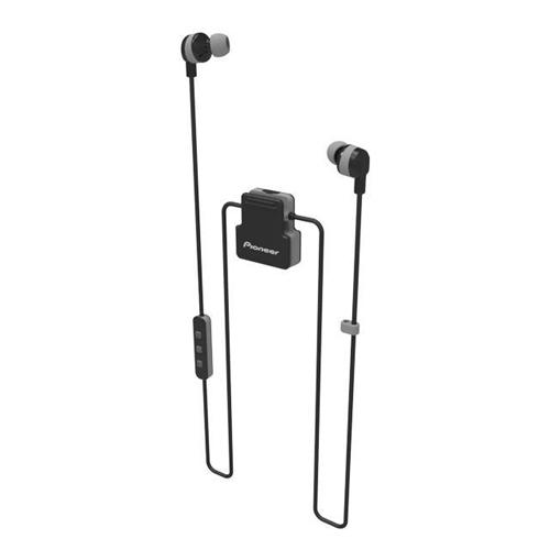 Pioneer ClipWear Active 入耳式藍牙耳機 灰 SE-CL5BTH