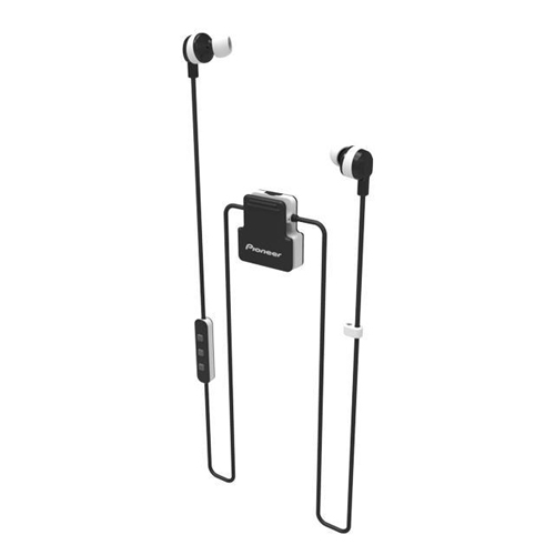 Pioneer [S]ClipWear Active 入耳式藍牙耳機 白 SE-CL5BTW