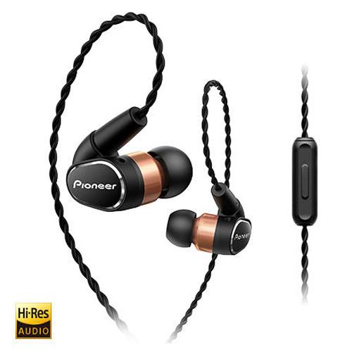 Pioneer Hi-Res Audio 入耳式耳機 SE-CH9T