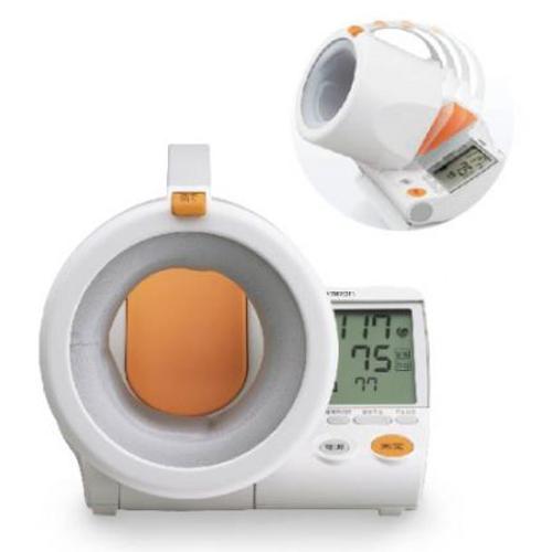 OMRON 手臂式電子血壓計/滾筒 HEM-1000
