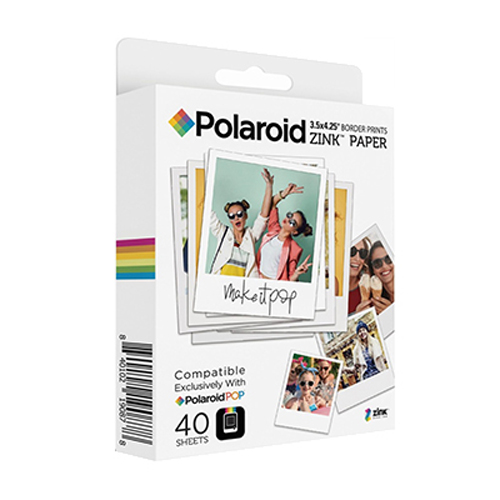 Polaroid Zink 3x4