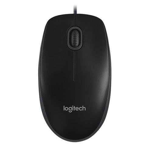 Logitech Optical USB Mouse - AP B100