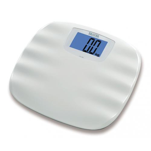 TANITA 輕巧電子體重磅 HD390白