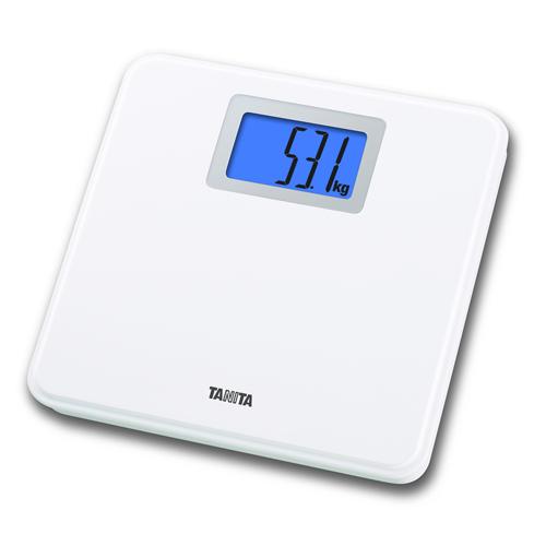 TANITA 輕巧電子體重磅 HD662