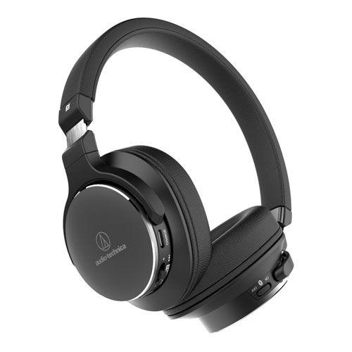 audio-tech [P/D]SR Bluetooth Portable Headphones 黑 ATH-SR5BT BK