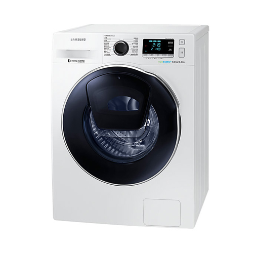 SAMSUNG [i]8/6KG洗乾衣機 WD80K6410OW/SH