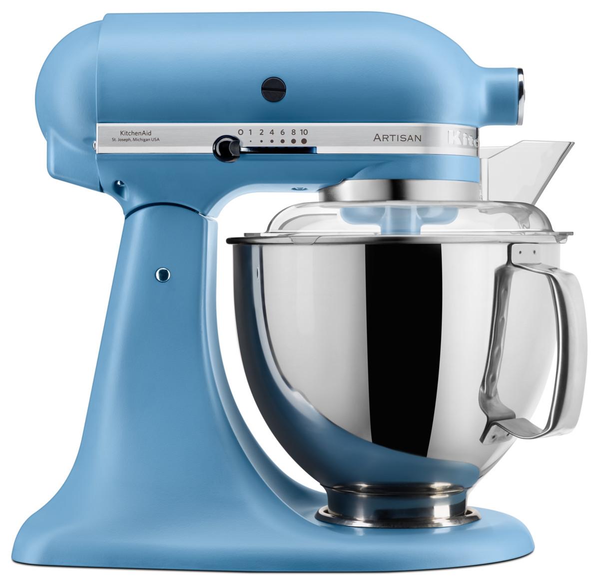 KITCHEN A 4.8L食物廚師機 5KSM175PSBVB 絲藍