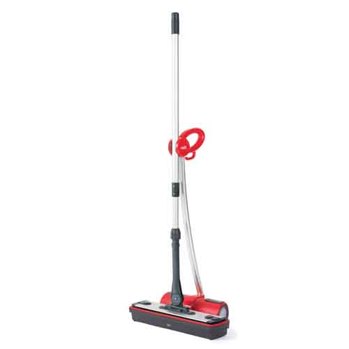 POLTI [i]MOPPY無線蒸氣清洗消毒機 PTGB0072/紅