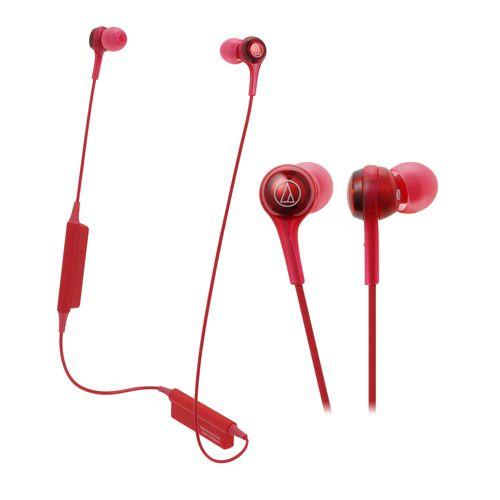 audio-tech Bluetooth In-Ear Earphones 紅 ATH-CK200BT RD
