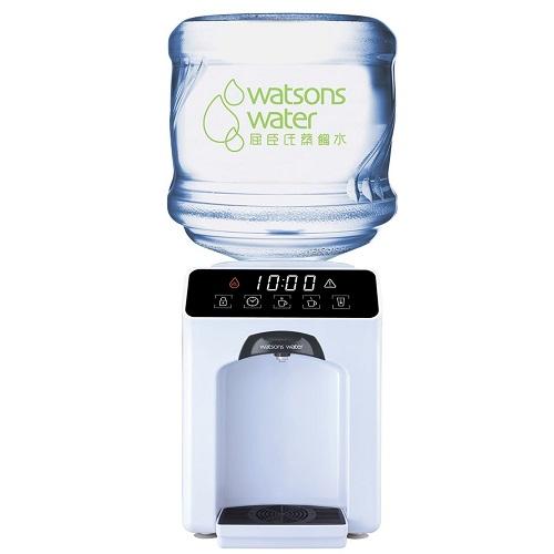 WATSONS WatsTouch mini白/溫熱水機 送18張水券/需訂貨