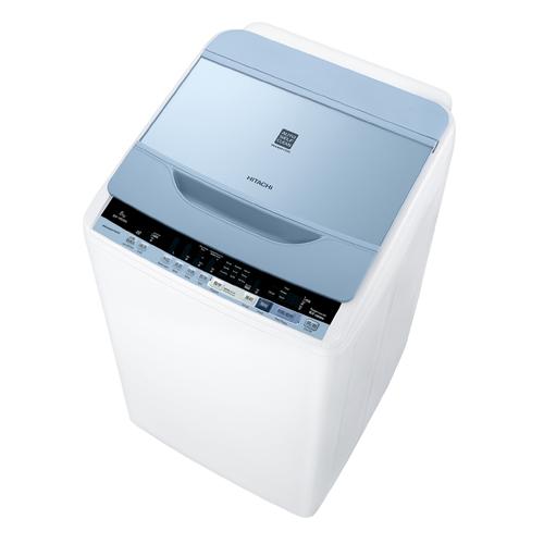 HITACHI 8KG上置式洗衣機 BWV80BS-W白色